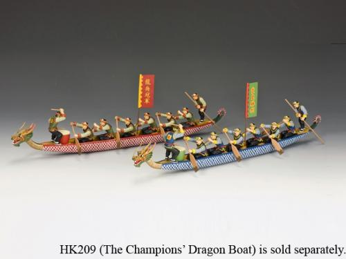 HK200 - The Victors' Dragon Boat