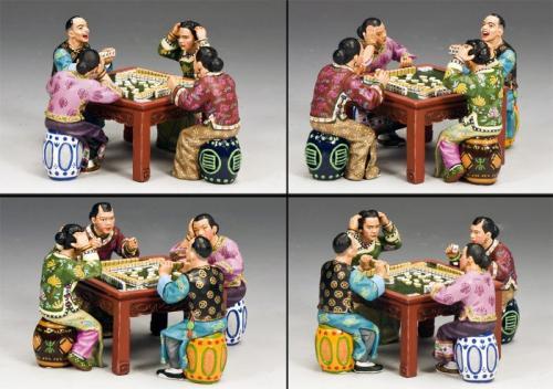 HK208 - Mahjong Set