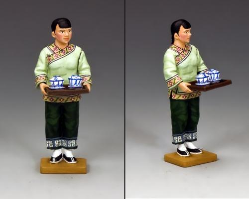 HK211 - Tea Maid
