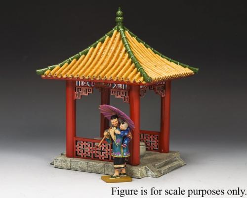 HK217 - New China pagoda