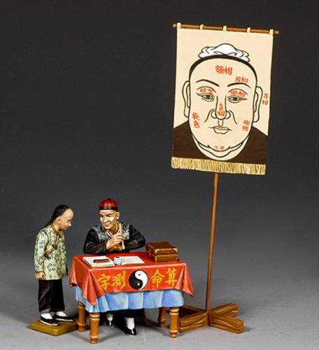 HK272 - The Fortune Teller Set