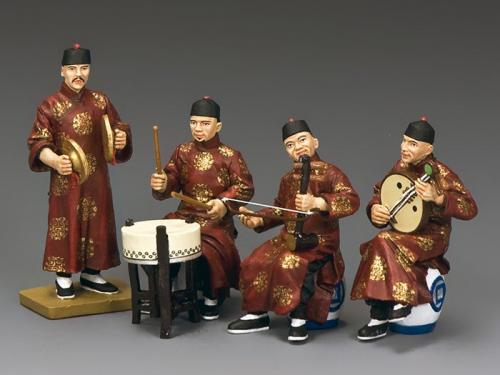 HK289 - The Opera Musiciens Set (disponible en Gloss ou Matt)