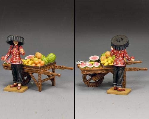 HK293 - The Fruit Seller Set (disponible en Gloss ou Matt)