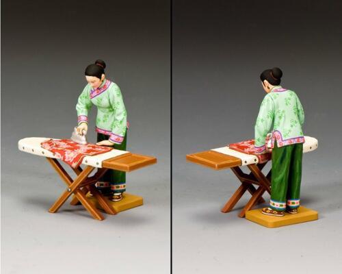 HK297 - The Chinese Ironing Lady (Gloss or Matt)