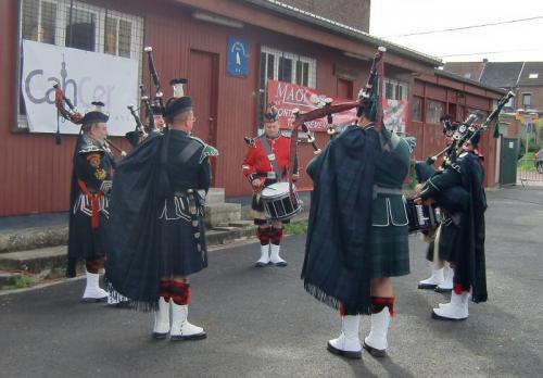 Havré 2014 - Highlanders Mons