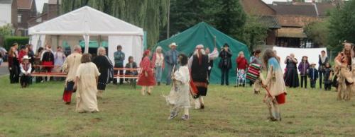 Havré 2014 - danses indiennes