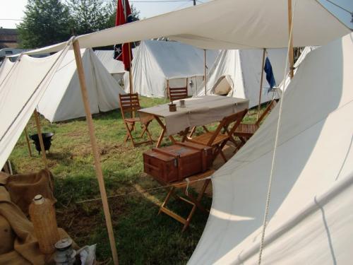 Havré 2017 - Campement N°1