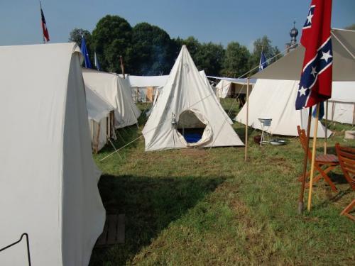 Havré 2017 - campement sudiste N°1