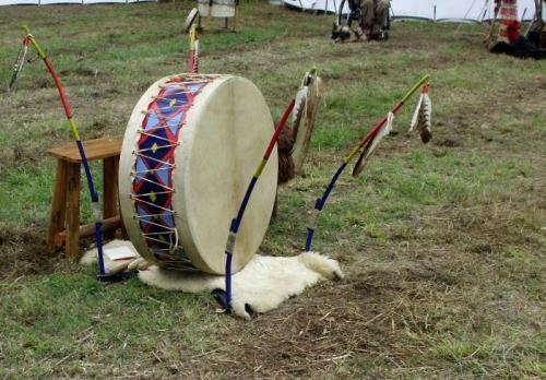 Havré 2017 - indiens tambour