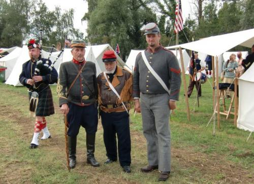 Havré 2017 - les vétérans du sud