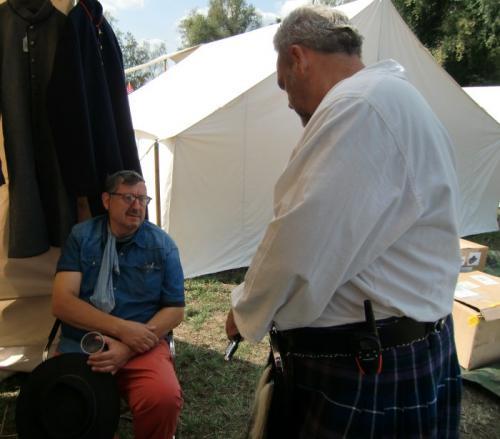 Havré 2018 - Eddy et Ludwic en grande conversation