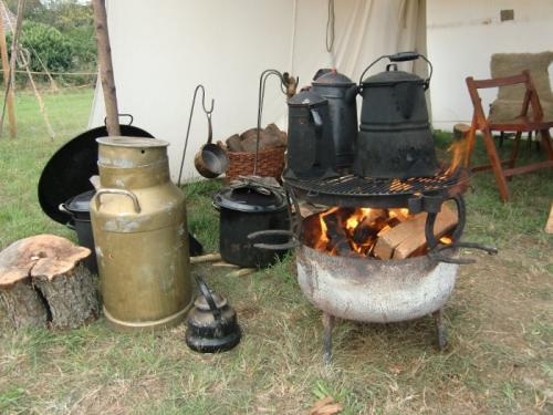 Havré 2019 - Camp ... Café boulli ... café foutu