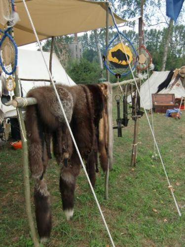 Havré 2019 - Camp ... campement trappeur