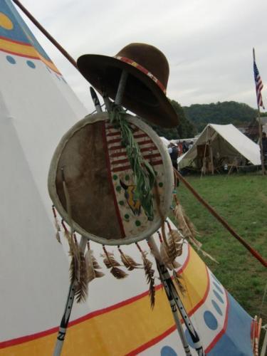 Havré 2019 - Camp ... du côté des indiens