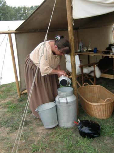 Havré 2019 - Camp ... la cruche à eau