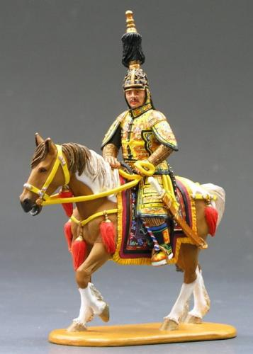IC019 - Mounted Qianlong