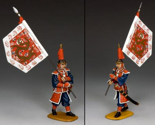 IC066 - Marching Flagbearer