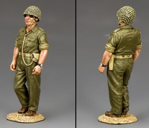 IDF001 - General Moshe Dayan