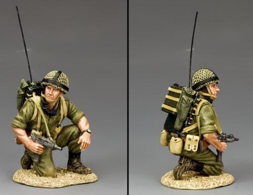 IDF006 - Radio Operator