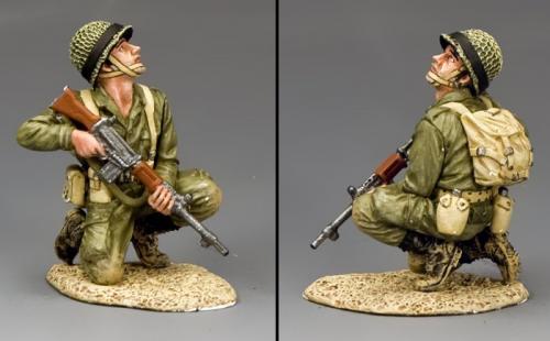 IDF008 - Para Kneeling Ready