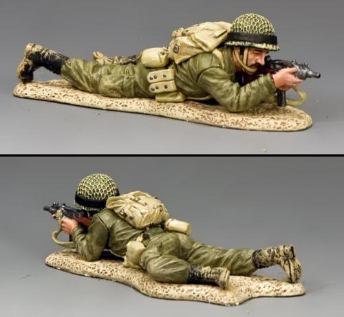 IDF009 - Lying Prone Para