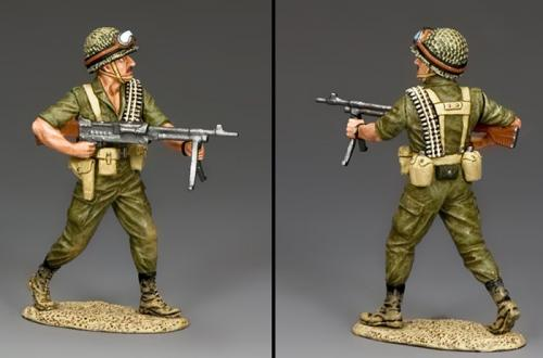 IDF010 - Israeli Para with GPMG