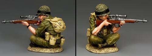 IDF012 - Sitting Sniper