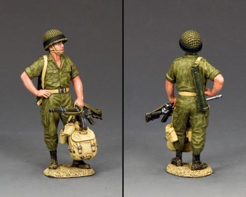 IDF031 - The Reservist - disponible début novembre