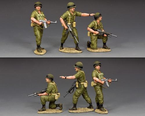 IDF033 - The Patrol - disponible début novembre