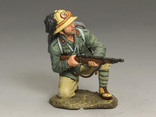 IF021 - Kneeling with Rifle