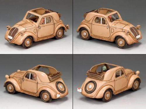 IF023 - Fiat Mod. 500A Topolino