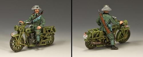 IF028 - Carabinieri Motorcycle Set