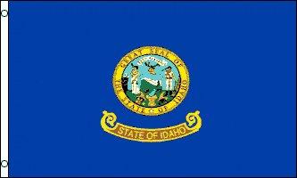 Idaho Flag - Drapeau de l'état américain de l'IDAHO - EN STOCK