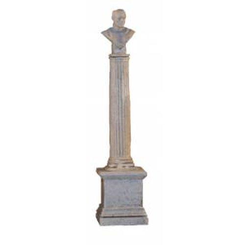 JG Miniatures - N09 c - Bust of senator on plinth