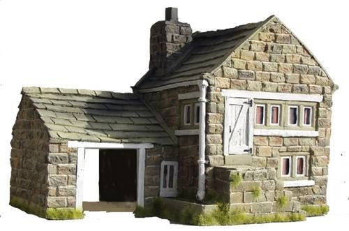 JG Miniatures - C02 -Blacksmiths shop