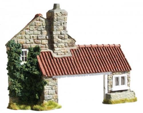 JG Miniatures - C07 - Blacksmith Facade