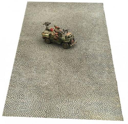 JG Miniatures - FM2 - Cobblestone mat