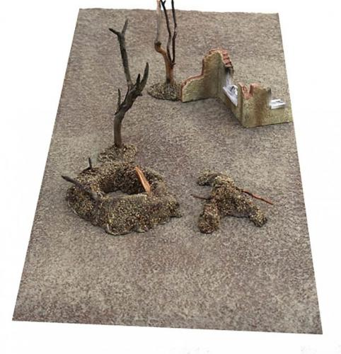 JG Miniatures - FM7 - Mud mat