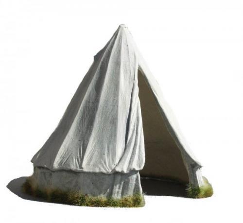 JG Miniatures - M01 - Bell tent