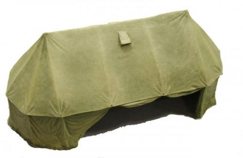 JG Miniatures - M02A - Ridge Tent WW2