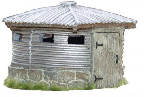 JG Miniatures - M05 - Boer war blockhouse