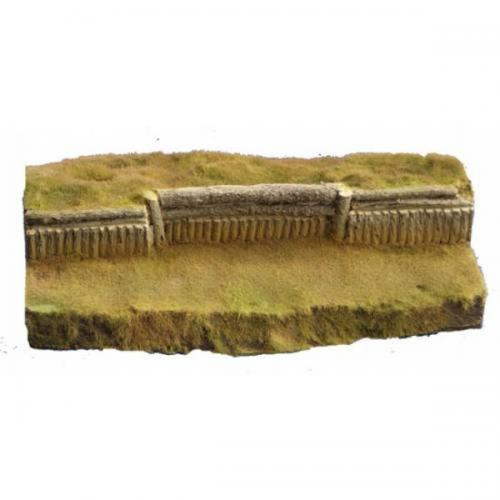 JG Miniatures - M21A - Field fort firing step