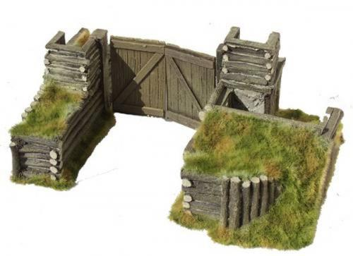 JG Miniatures - M22 - ACW sally port