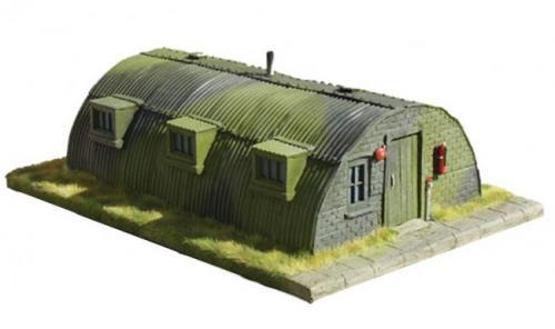 JG Miniatures - M27 - Nissen hut