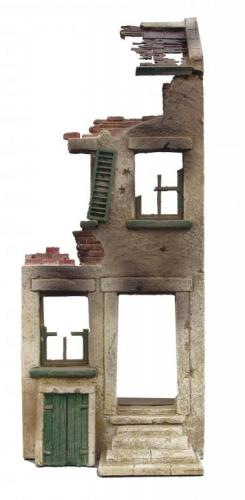 JG Miniatures - M38 b - French ruined house