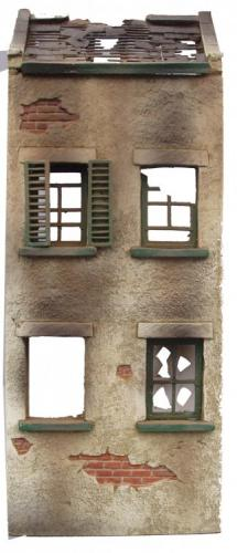 JG Miniatures - M38 c - French ruined house