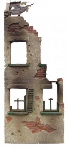 JG Miniatures - M38 d - French ruined house