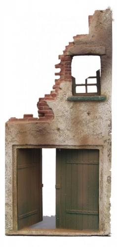 JG Miniatures - M38 g - French ruined house