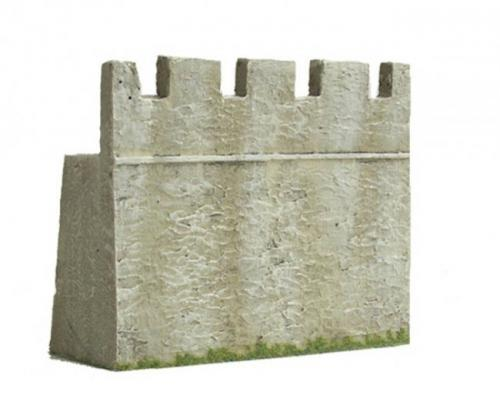 JG Miniatures - M43 b - Roman fort wall section
