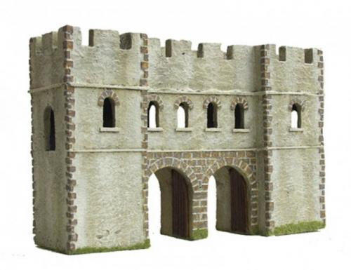 JG Miniatures - M43 - Roman fort gatehouse